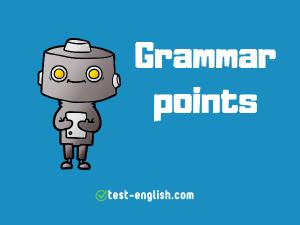Test English